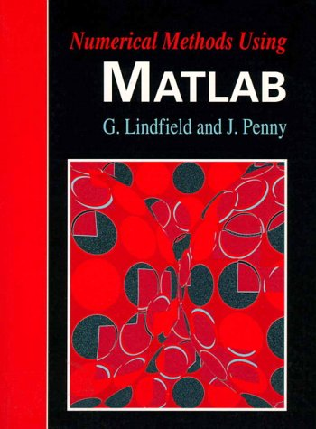 Numerical Methods Using MATLAB 9780130309662