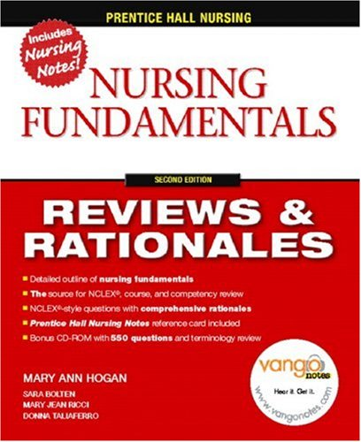 Nursing Fundamentals [With CDROM] 9780132240789