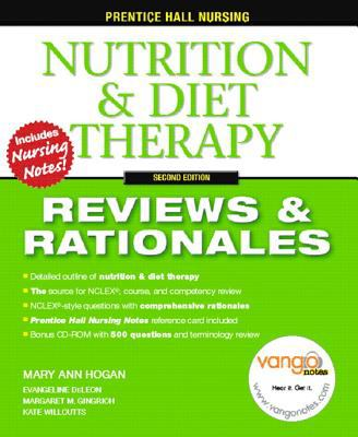 Nutrition Diet & Diet Therapy [With CDROM] 9780132437127