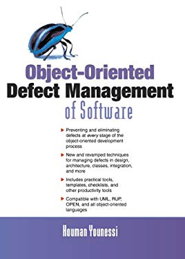 Object Oriented Defect Management of Software 9780130609281