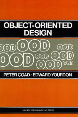 Object-Oriented Design 9780136300700