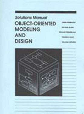 Object-Oriented Modeling & Design 9780136298588