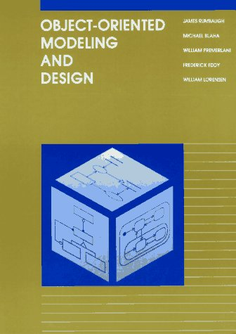 Object-Oriented Modeling and Design 9780136298410