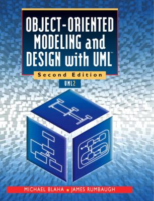 Object-Oriented Modeling and Design with UML 9780130159205