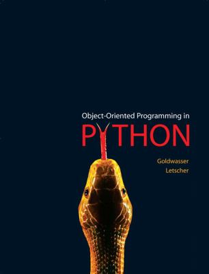 Object-Oriented Programming in Python 9780136150312