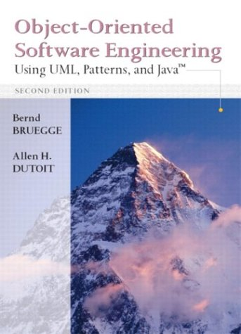 Object-Oriented Software Engineering: Using UML, Patterns and Java 9780130471109