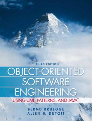 Object Oriented Software Engineering Using UML, Patterns, and Java 9780136061250