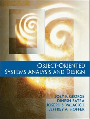 Object-Oriented Systems Analysis and Design 9780131133266