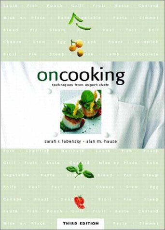 On Cooking: Techniques from Expert Chefs 9780130618658