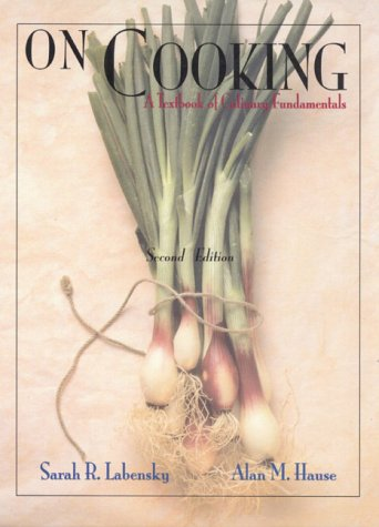 On Cooking: A Textbook of Culinary Fundamentals 9780138626402