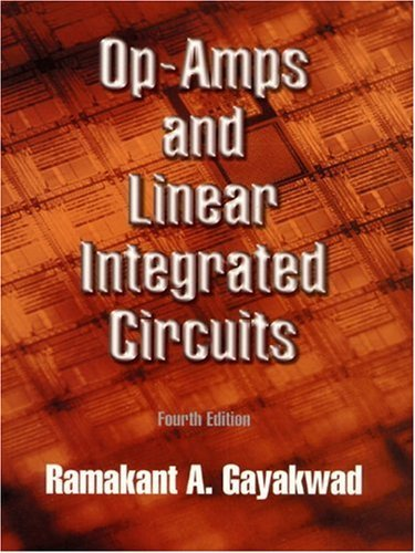 Op-Amps and Linear Integrated Circuits 9780132808682