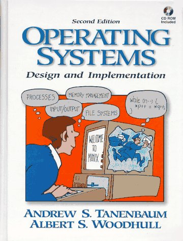 Operating Systems: Design and Implementation 9780136386773