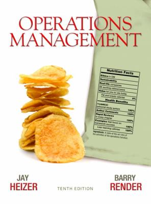 jay heizer Operations management, jay h heizer, barry render, pearson/prentice hall, 2005, 0131230247, 9780131230248, download.