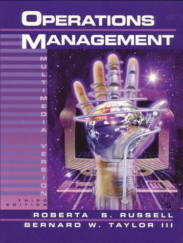 Operations Management: Focusing on Quality and Competitiveness - Russell, Roberta S. / Taylor, Bernard W., III