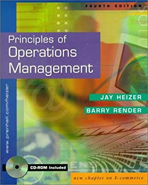Operations Management and Additional Problems and Exercises Package [With CDROM] 9780130782991