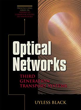 Optical Networks: Third Generation Transport Systems 9780130607263
