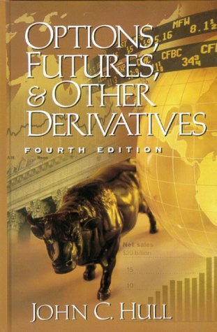 Options, Futures, and Other Derivatives [With Disk] 9780130224446