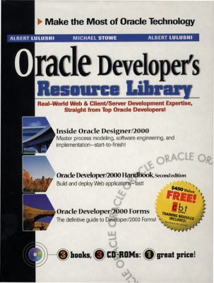 Oracle Developer's Resource Library 9780130106209