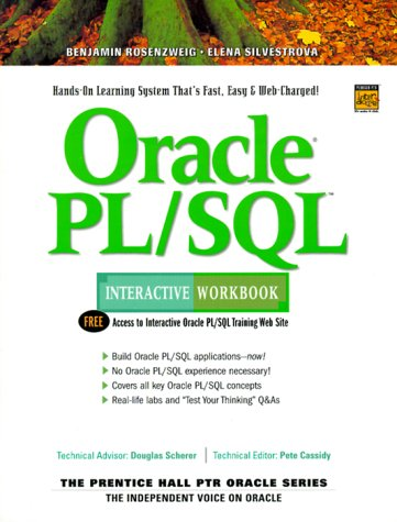 Oracle PL/SQL Interactive Workbook 9780130157430