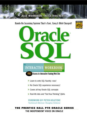 Oracle SQL Interactive Workbook 9780130157454