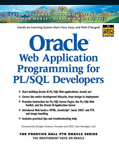 Oracle Web Application Programming for PL/SQL Developers 9780130477316