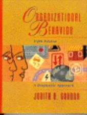 Organizational Behavior: A Diagnostic Approach 380172