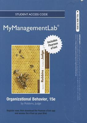 Organizational Behavior Student Access Code 9780132846172