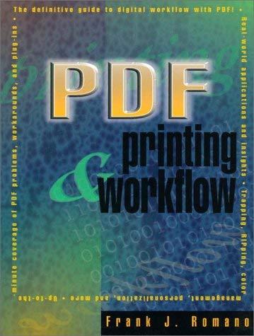 PDF Printing & Workflow 9780130208378