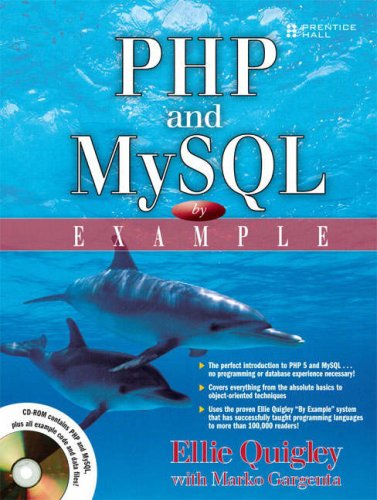 PHP and MySQL by Example [With CDROM] 9780131875081