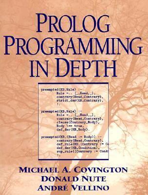 PROLOG Programming in Depth 9780131386457