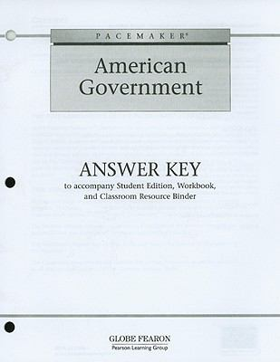 Pacemaker American Government Answer Key: To Accompany