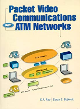 Packet Video Communications Over ATM Networks 9780130115188