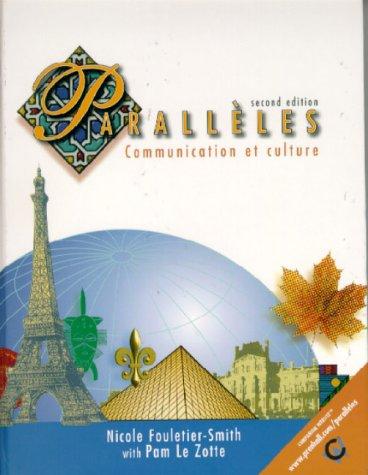 Parallhles: Communication Et Culture 9780136084648