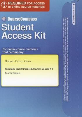 Paramedic Care Student Access Kit, Volume 1-7: Principles & Practice