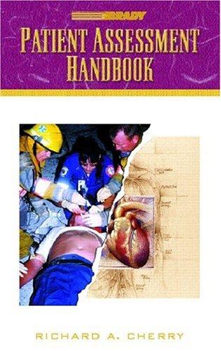 Patient Assessment Handbook 9780130615787
