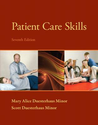 Patient Care Skills 9780133055870