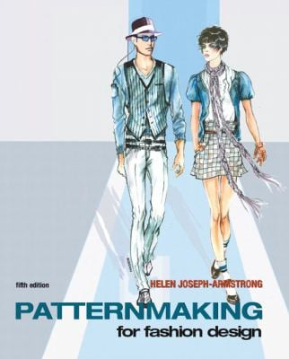 Patternmaking for Fashion Design [With DVD] - 5th Edition