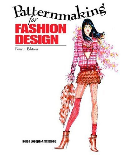 Patternmaking for Fashion Design and DVD Package 9780131699939