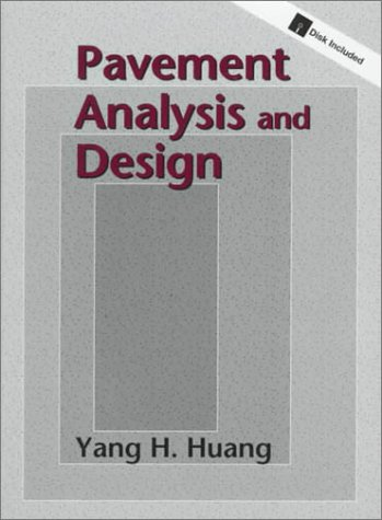Pavement Analysis and Design 9780136552758