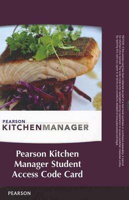 Pearson Kitchen Manager 9780132815093