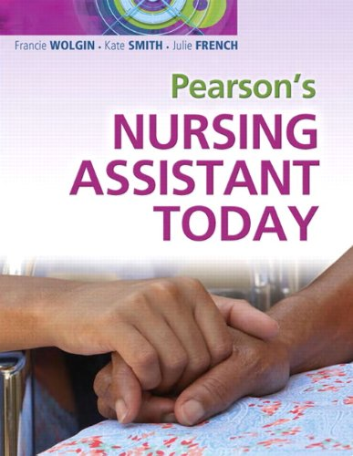 Pearson's Nursing Assistant Today 9780135064429