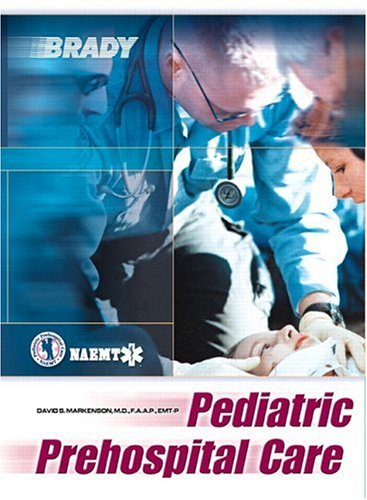 Pediatric Prehospital Care 9780130226181