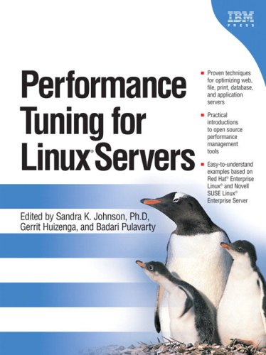 Performance Tuning for Linux(r) Servers 9780131447530