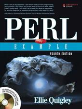 Perl by Example [With CDROM]