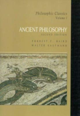 Philosophic Classics 9780132344937