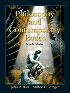 Philosophy and Contemporary Issues 9780131112568