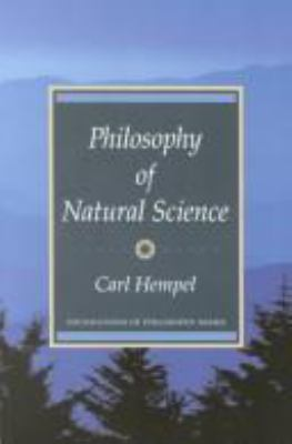 Philosophy of Natural Science 9780136638230