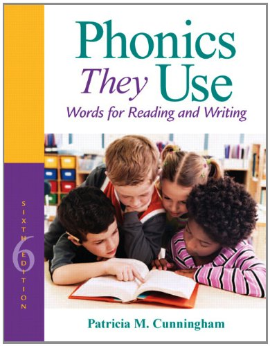 Phonics They Use: Words for Reading and Writing 9780132944090