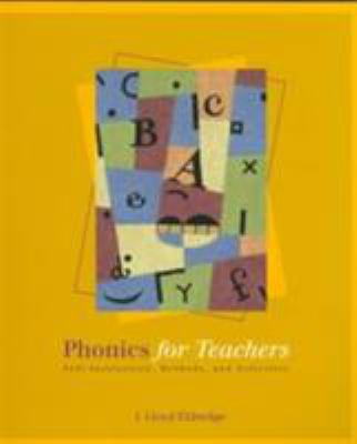 Phonics for Teachers: Self-Instruction Methods and Activities