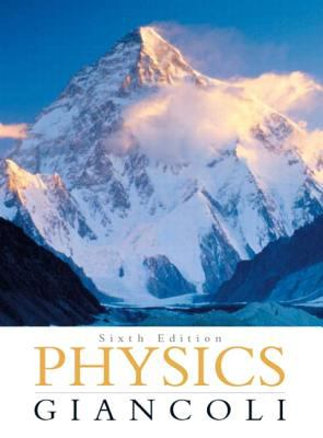 Physics: Principles with Applications 9780130606204